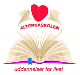 Alternaskolen logo